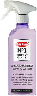 CarPlan No1 Super Glass